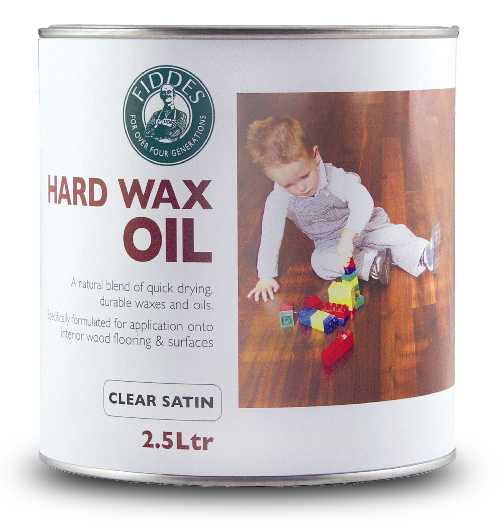 Hard Wax Oil