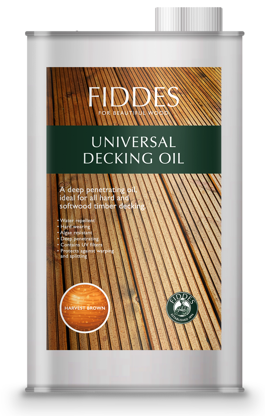 FIDDES UNIVERSAL DECKING OIL